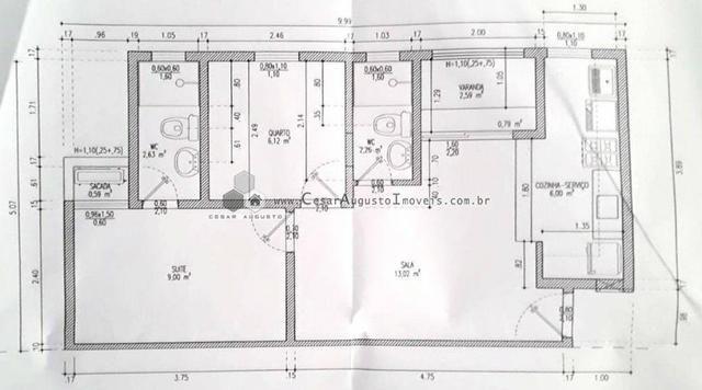 Excelentes apartamentos com 02 quartos no Mondubim - Pronta Entrega! - Foto 2