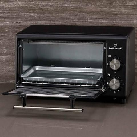 Vendo um Forno Elétrico Mondial Pratic Cook 6L - Foto 3