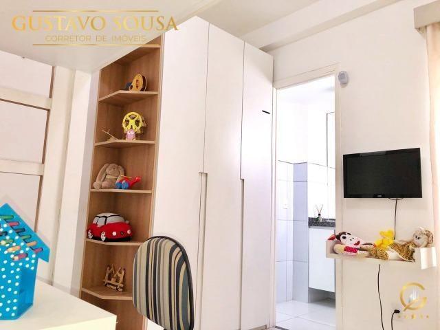 Belíssimo Apartamento com arquitetura moderna - Foto 15