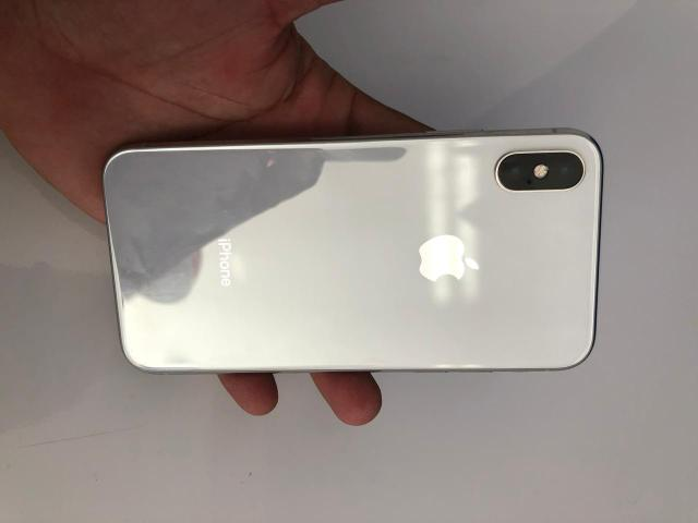 IPhone X 64GB - 7 meses de uso