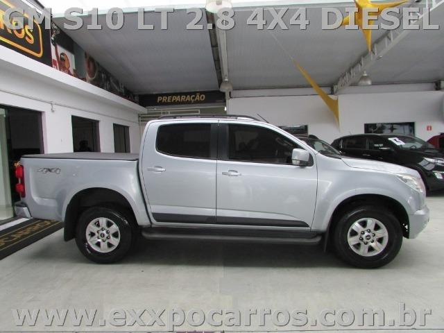 Gm S10 Lt 2.8 4X4 Diesel Automatica - Ano 2013 - Bem Conservada - Foto 7