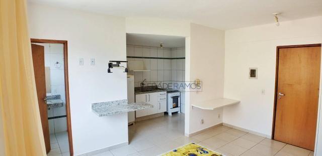 Apartamento com 1 dormitório para alugar, 25 m² por R$ 750,00/mês - Setor Leste Universitá - Foto 3