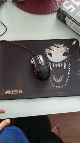 Mouse + Mouse pad 150