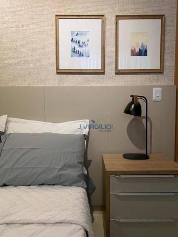 Apartamento com 2 quartos à venda, 67 m² por r$ 191.500 - vila rosa - goiânia/go - Foto 3