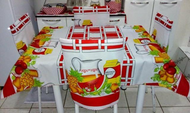 Deixe sua Cozinha mais Bonita com Lindas Capas - Foto 3