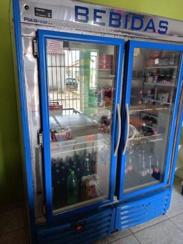 Freezer Expositor (Vertical) - Pólo Frio - Usado - Foto 2