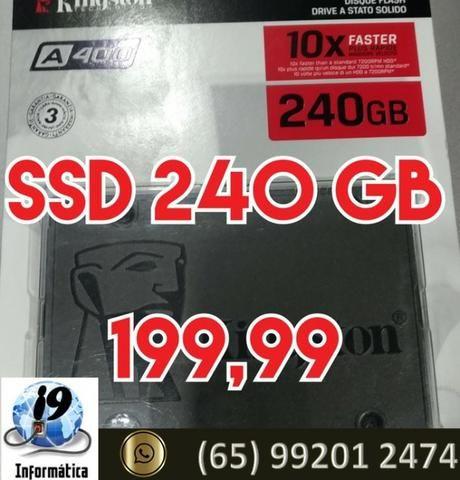 SSD 240GB - Cuiabá