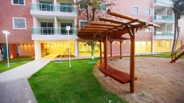 AP0236 Laguna Park, apartamento na Maraponga, área de lazer completa. - Foto 3