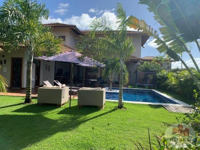 Casa de condomínio à venda com 5 dormitórios em Praia do forte, Mata de são joão cod:5811 - Foto 3