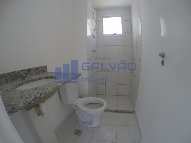 MR- Apartamento de 2Q com Varanda, Escritura Grátis !!! - Foto 9