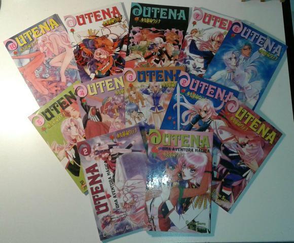 Mangas de Shoujo Kakumei Utena - coleção completa - Foto 2