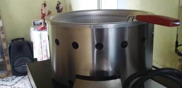 Vende essa fritadeira profissional - Foto 2