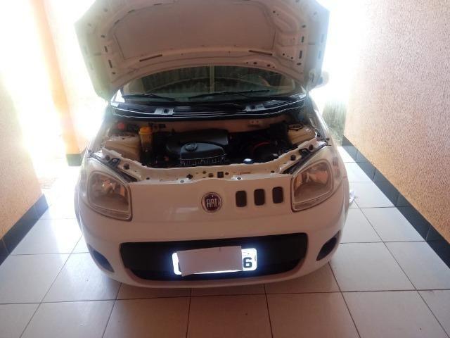 Fiat uno vivace 1.0 completo 2013 - Foto 6