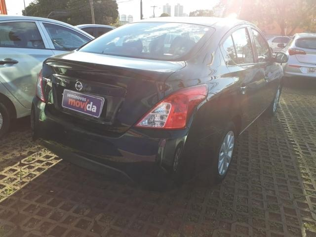 NISSAN  VERSA 1.0 12V FLEX S 4P MANUAL 2019 - Foto 5