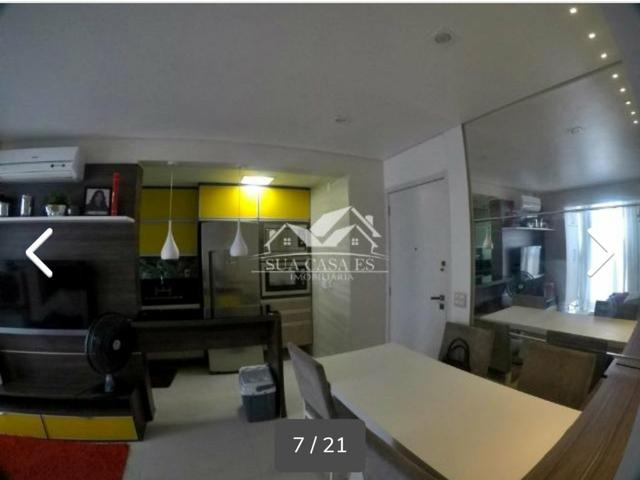 GM - Lindo Apartamento Decorado Villagio Limoeiro Fica tudo - ES - Foto 7