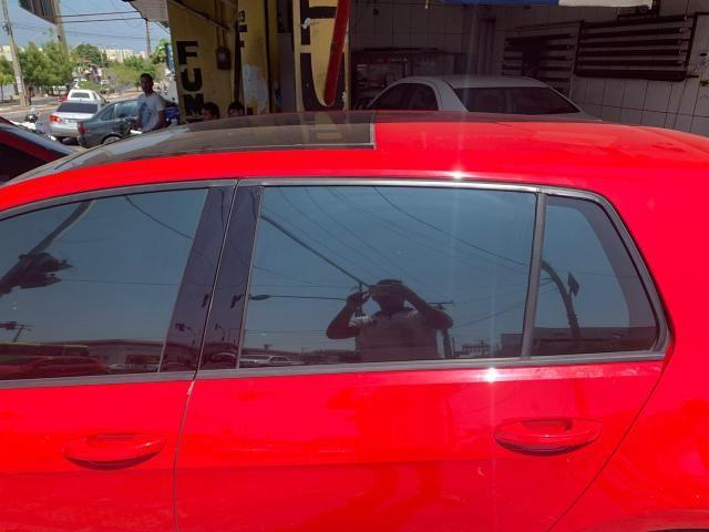 Fumê automotivo completo com frente - Foto 4