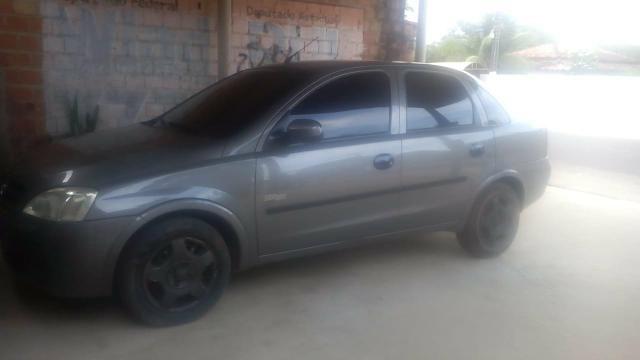 Vendo ou troco Carro Chevrolet Corsa / valor negociável - Foto 3