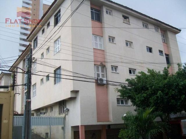 Apartamento com 3 dormitórios à venda, 71 m² - praia de iracema - fortaleza/ce