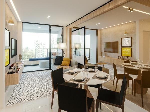 JSmart José Vilar - Apartamentos de 37 m² e 52 m² - Lançamento - Foto 5
