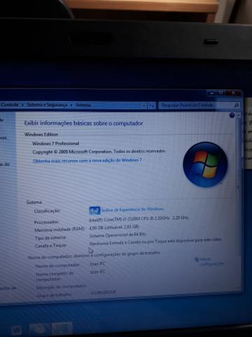 Notebook cce i3 4 gigas - Foto 3