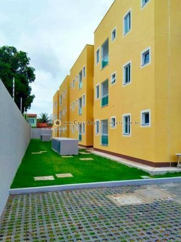 Excelentes apartamentos com 02 quartos no Mondubim - Pronta Entrega! - Foto 3
