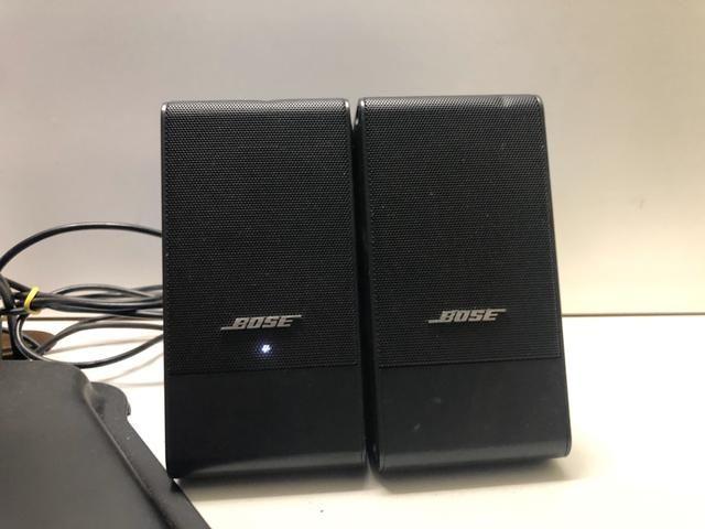 Caixa de som - Bose