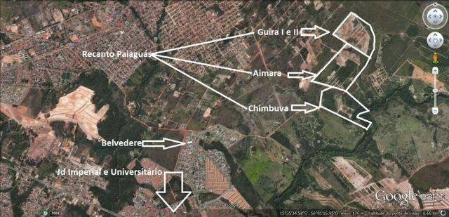 Vendo terreno atras do belvedere no recanto paiaguas - Foto 9