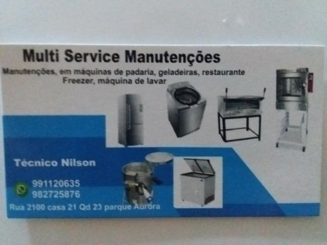 Multi Serviçe Manutenções - Foto 2