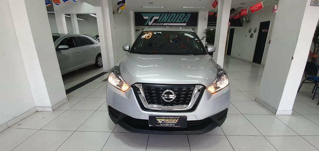 Nissan kicks 2018 55.900 financiado+pequena entrada