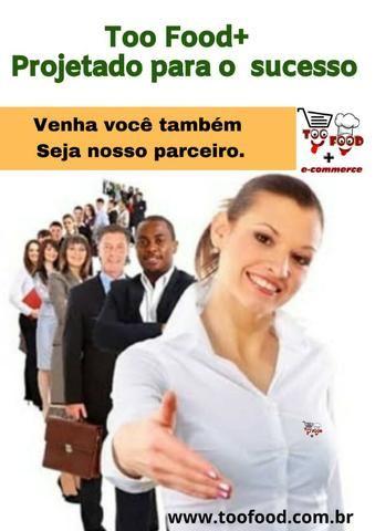 Vendo franquia Too Food + e-commerce de Fortaleza ótima oportunidade - Foto 5