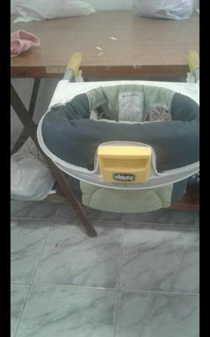Cadeira de alimentação de bebê Chicco - Foto 2