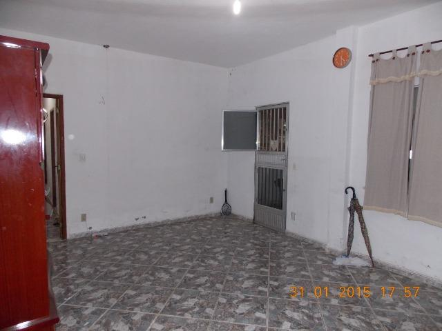Sl, 3 qts., coz, banh., varanda, laje (cômodos grandes). Ponto de comércio - Foto 2