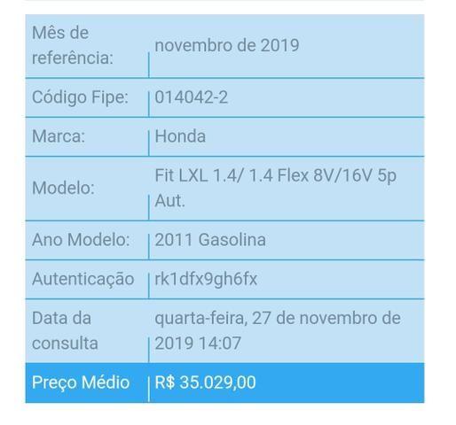 HONDA LXL 1.4 Top de Linha CÂMBIO AUTOMÁTICO - Foto 19