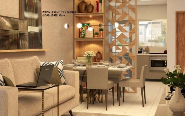 Residencial golden manaus novo lançamento da smart empreendimentos º - Foto 7