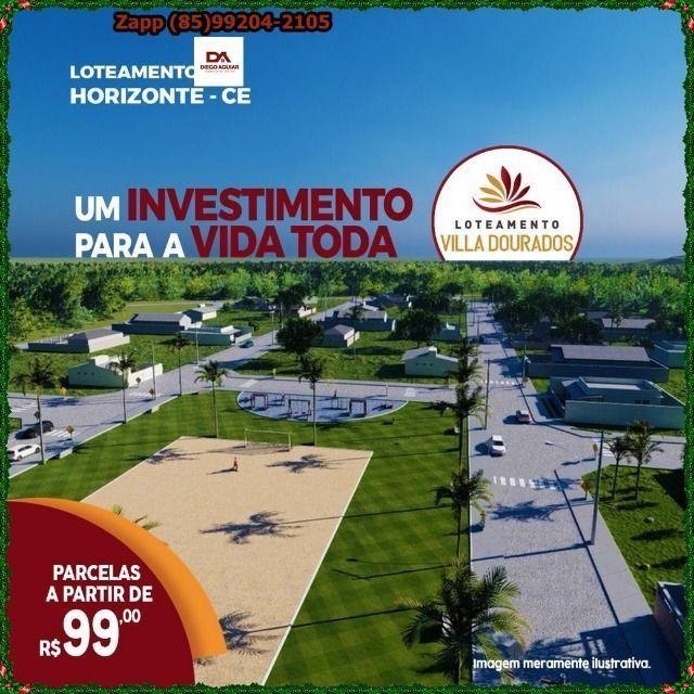 Loteamento Villa Dourados!!!!!& - Foto 8