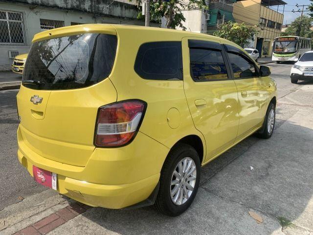 Spin 1.8 ex taxi completa+gnv, aprovação imediata, sem comprovação de renda!!! - Foto 6