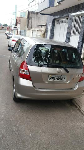 Vendo troco Honda Fit Lx 1.4 2007 - Foto 18
