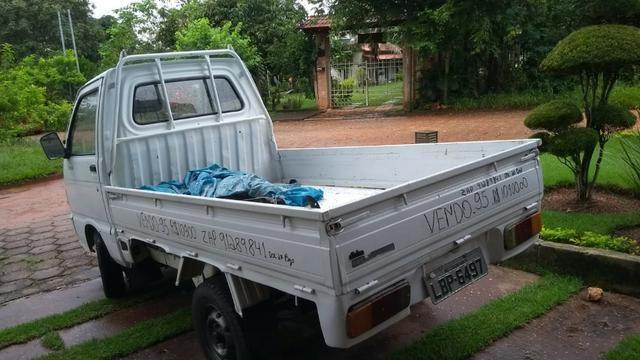 Ásia Towner Truck 96 Pick up carroceria revisada 12x cartões sem juros - Foto 5
