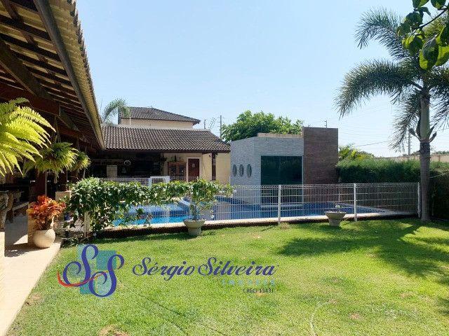 Casa em condomínio fechado alto padrão no Eusébio com área de lazer completa! - Foto 3