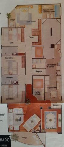 Lindo Apartamento no Paraíso, com 4 quartos, 3 vagas e área de 150 m² - Foto 4