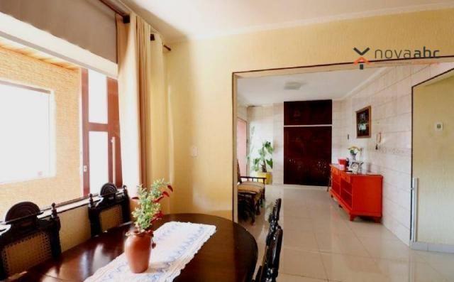 Casa térrea com 4 dormitórios para alugar, 295 m² por R$ 6.000/mês - Parque das Nações - S - Foto 10