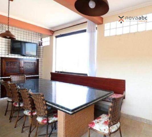 Casa térrea com 4 dormitórios para alugar, 295 m² por R$ 6.000/mês - Parque das Nações - S - Foto 14