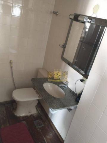 Cobertura com 3 dormitórios para alugar, 110 m² por R$ 3.000,00/mês - Icaraí - Niterói/RJ - Foto 9