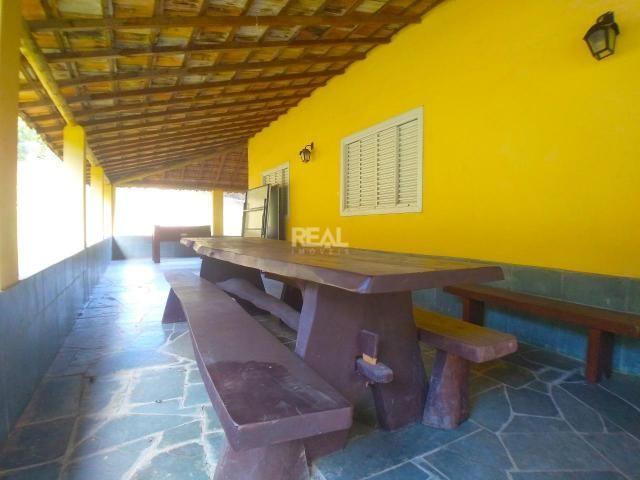 Fazenda para aluguel, 7 quartos, 3 suítes, 30 vagas, Suzana - Brumadinho/MG - Foto 9