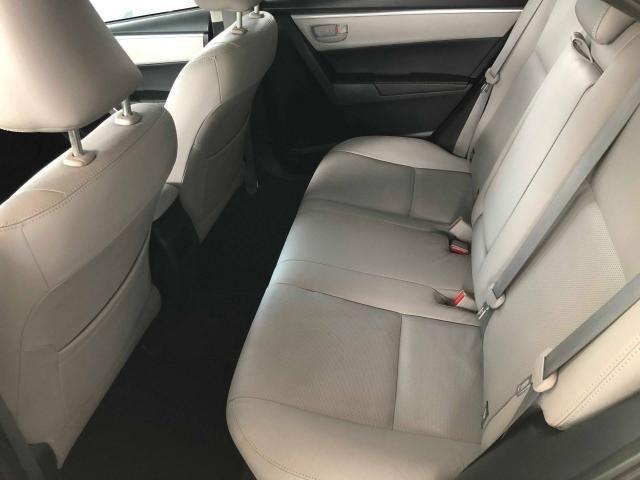 COROLLA 2017/2018 1.8 GLI UPPER 16V FLEX 4P AUTOMÁTICO - Foto 11