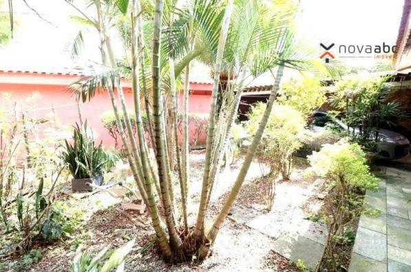 Casa térrea com 4 dormitórios para alugar, 295 m² por R$ 6.000/mês - Parque das Nações - S - Foto 5