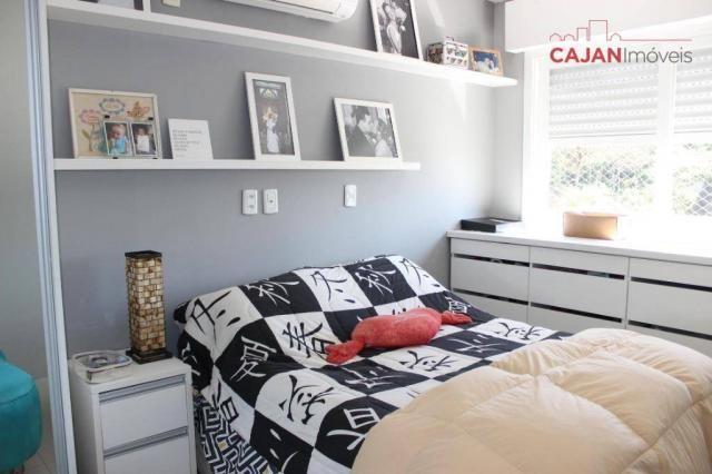Apartamento com 3 dormitórios à venda, 80 m² por R$ 600.000,00 - Jardim Botânico - Porto A - Foto 13
