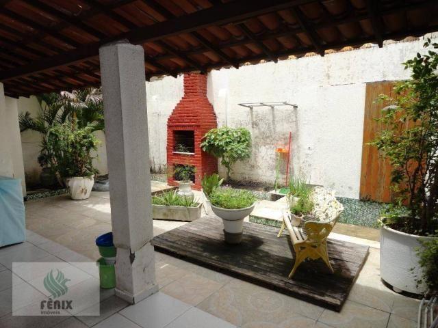 CA0047 - Casa com 3 dormitórios à venda, 202 m² por R$ 650.000,00 - Edson Queiroz - Fortal - Foto 7