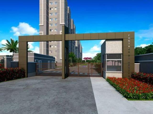 Palazzo Fontana - Fontana di Genova - Apartamento de 2 dorms em Fortaleza, CE - ID3929 - Foto 3