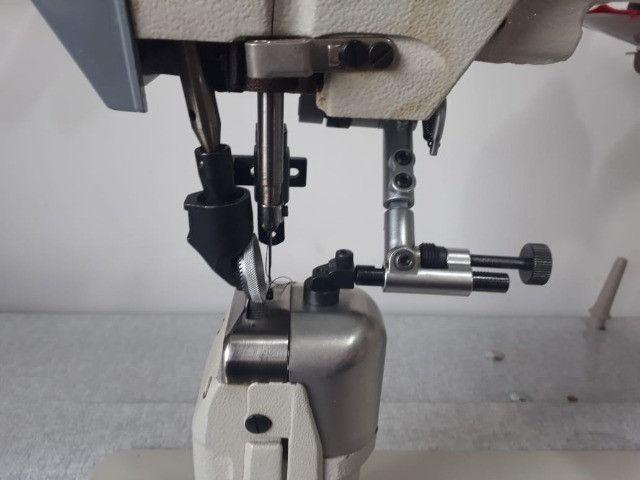 Máquina de Costura de coluna semi-nova - Foto 4